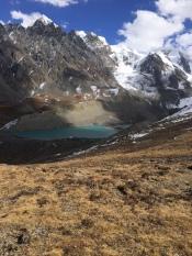 Glacial Lake at Gongka