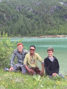 Zhakra Turquoise Lake