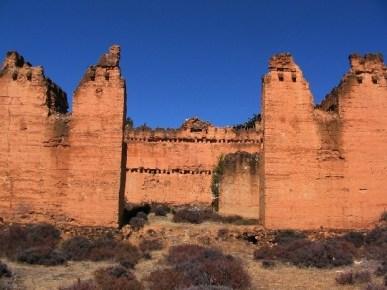 Gala village temple ruins