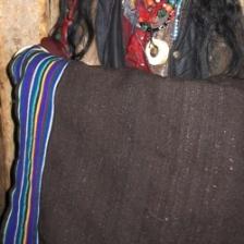 Yak hair blanket