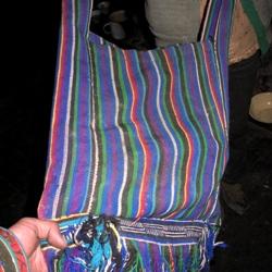 Jiga shoulder bag